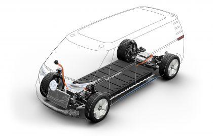 2019 Volkswagen I.D. Buzz Cargo concept 15