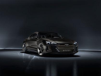 2018 Audi e-Tron GT concept 1