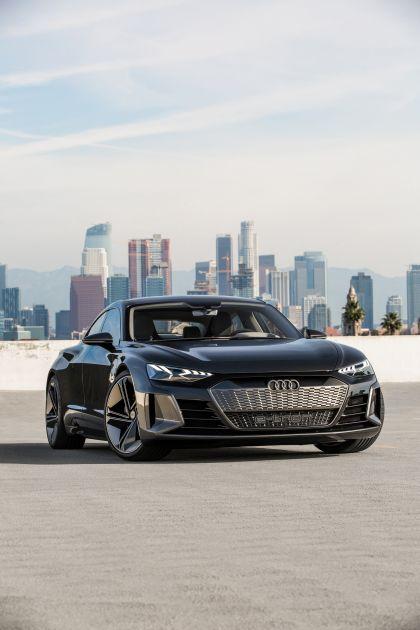 2018 Audi e-Tron GT concept 9