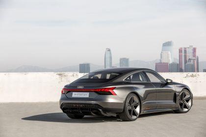 2018 Audi e-Tron GT concept 12