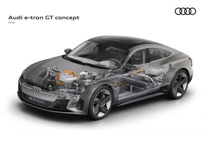 2018 Audi e-Tron GT concept 39