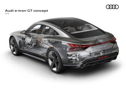 2018 Audi e-Tron GT concept 40