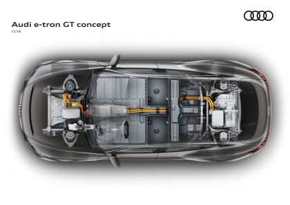 2018 Audi e-Tron GT concept 41