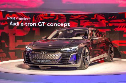2018 Audi e-Tron GT concept 55