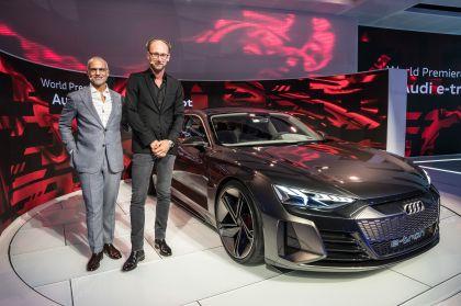 2018 Audi e-Tron GT concept 56