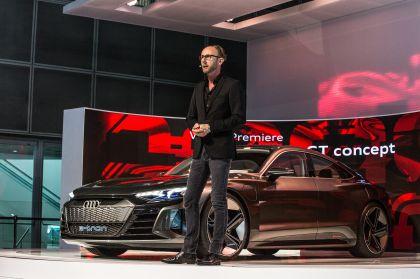 2018 Audi e-Tron GT concept 57