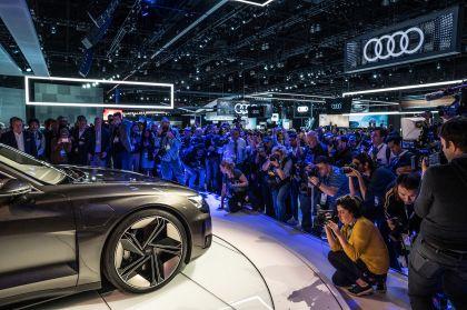 2018 Audi e-Tron GT concept 58
