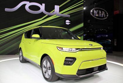 2020 Kia Soul EV 28