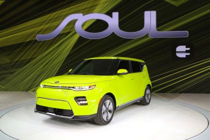 2020 Kia Soul EV 29