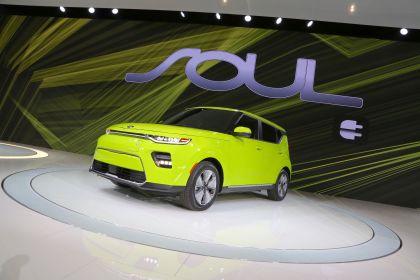 2020 Kia Soul EV 30