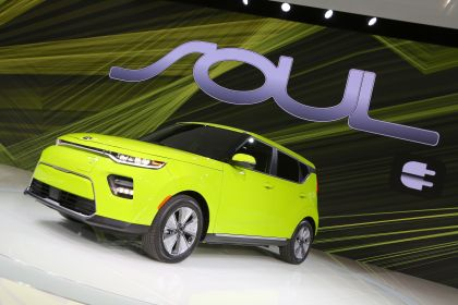 2020 Kia Soul EV 31