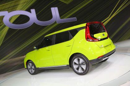 2020 Kia Soul EV 33