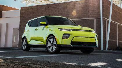 2020 Kia Soul EV 8