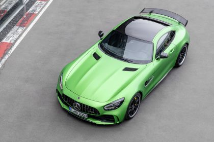 2018 Mercedes-AMG GT R 10