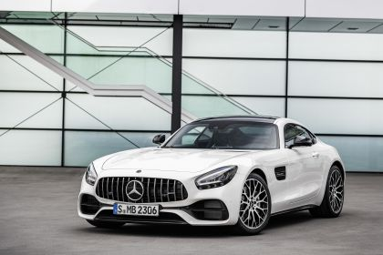 2018 Mercedes-AMG GT 7