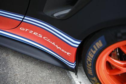 2019 Porsche 911 ( 991 type II ) GT2 RS Clubsport 82