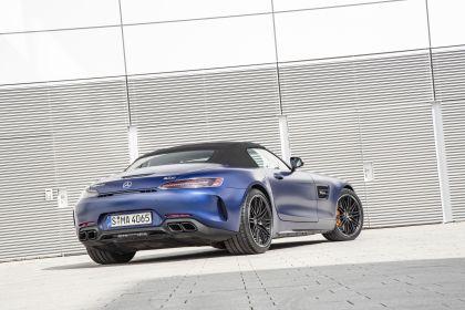 2018 Mercedes-AMG GT C roadster 28