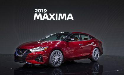 2019 Nissan Maxima 6