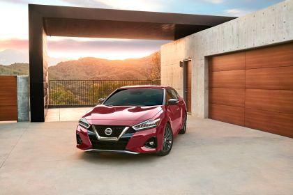 2019 Nissan Maxima 9