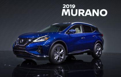 2019 Nissan Murano 12