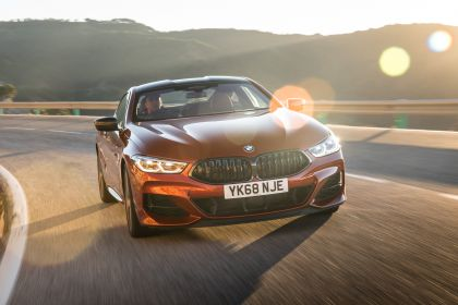 2018 BMW M850i ( G15 ) coupé xDrive - UK version 23