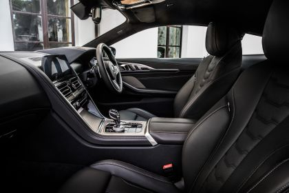2018 BMW M850i ( G15 ) coupé xDrive - UK version 31