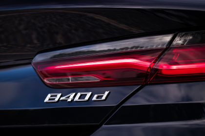 2018 BMW 840d ( G15 ) coupé xDrive - UK version 29