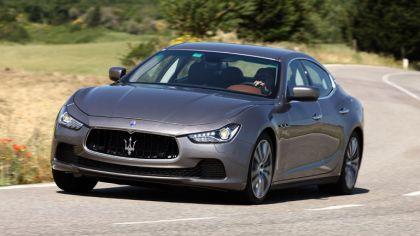 2013 Maserati Ghibli 4