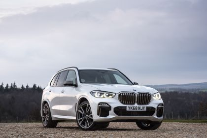 2019 BMW X5 ( G05 ) M50d - UK version 1