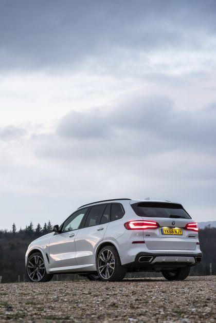 2019 BMW X5 ( G05 ) M50d - UK version 3
