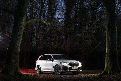2019 BMW X5 ( G05 ) M50d - UK version 4
