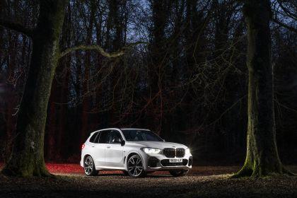 2019 BMW X5 ( G05 ) M50d - UK version 5