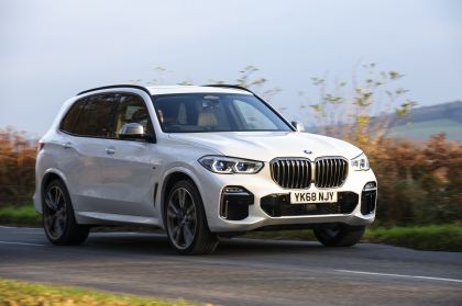 2019 BMW X5 ( G05 ) M50d - UK version 7