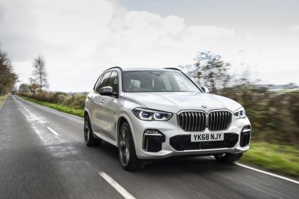 2019 BMW X5 ( G05 ) M50d - UK version 8