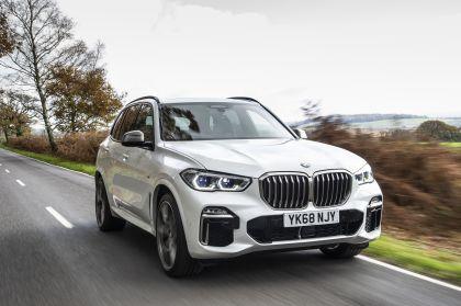 2019 BMW X5 ( G05 ) M50d - UK version 9