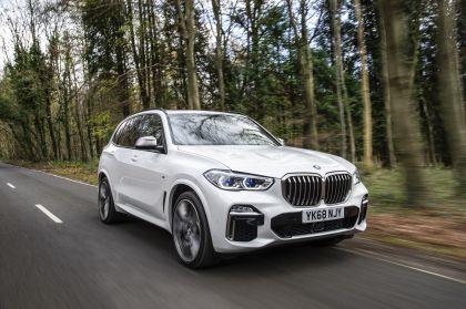 2019 BMW X5 ( G05 ) M50d - UK version 10