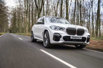 2019 BMW X5 ( G05 ) M50d - UK version 12