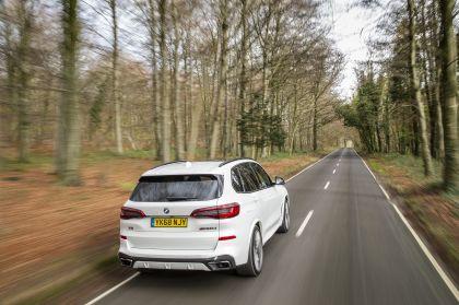 2019 BMW X5 ( G05 ) M50d - UK version 14