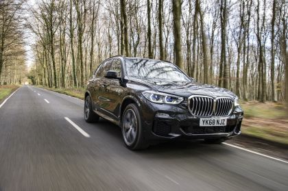 2019 BMW X5 ( G05 ) 30d - UK version 8