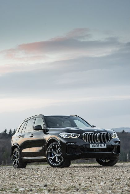 2019 BMW X5 ( G05 ) 30d - UK version 12