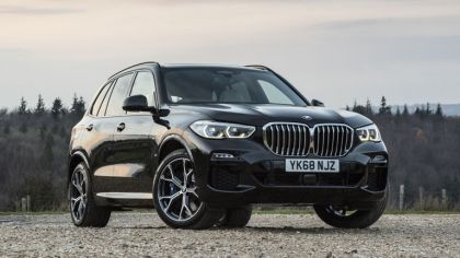 2019 BMW X5 ( G05 ) 30d - UK version 2
