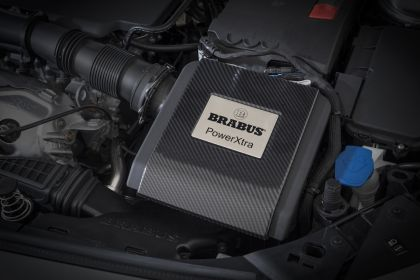 2019 Brabus B25 ( based on Mercedes-Benz A-klasse ) 24