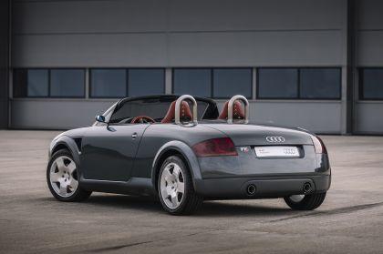 2002 Audi TTS roadster 3