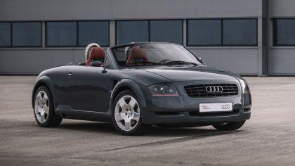 2002 Audi TTS roadster 1