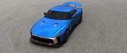 2019 Nissan GT-R50 by Italdesign - production version 4