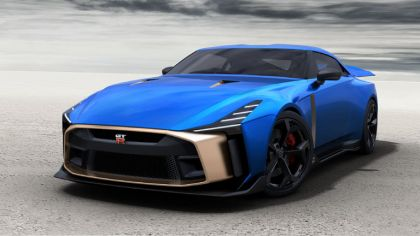 2019 Nissan GT-R50 by Italdesign - production version