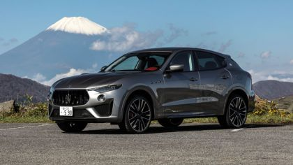 2018 Maserati Levante Trofeo - Japan version 6