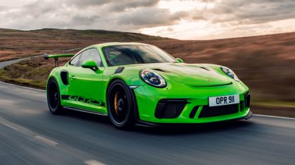 2018 Porsche 911 ( 991 type II ) GT3 RS - UK version 1