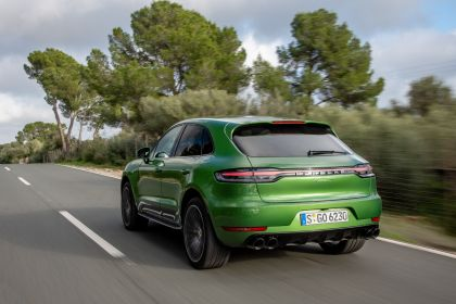 2019 Porsche Macan S 143
