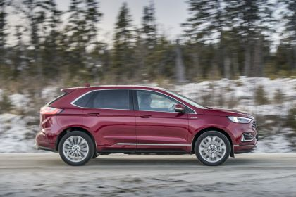 2019 Ford Edge Vignale 66